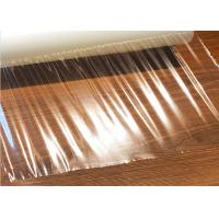 PE Protective Laminate Film 1240mm * 200m Size Easy To Apply And Peel Off Manufactures