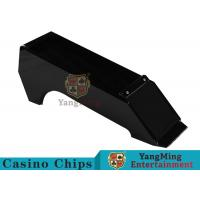 Traditional Texas Holdem 6 Deck Card Shoe Special For Wide Or Small Cards Manufactures