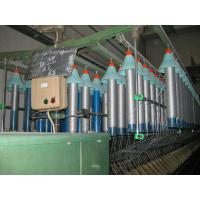 Ring Spinning Frame With Siro Spinning Technology , Textile Machinery Manufactures