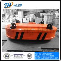China High Working Frequency Td-75% Scrap Iron Lifting Magnet for Narrow Space Operation MW61 on sale