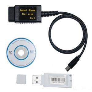 Renault + Nissan Car Key Transponder Programer 2 In1 , PC Software DEC Superscan Manufactures