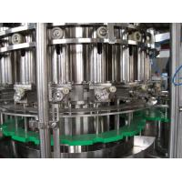 High Speed Hot Juice Filling Machine , Soda Bottling Machine 15000BPH Manufactures