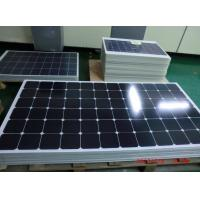 230 Watt Solar Panels For Sale With Anodized Aluminum Alloy Frame From Solar Companies Manufactures