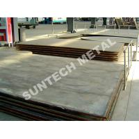 Explosion Clad Gr.1 / SA516 Gr.70 Zirconium Clad Plate for Anhydride Acetic Acid Manufactures