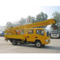 High Aerial Work Platform Truck 7995 x 2310 x 2530mm With Luxurious Cab Manufactures