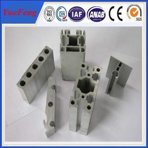 Hot! cnc aluminium products industrial t-slot aluminum profile Manufactures
