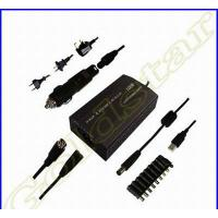100W AC And DC 3in1 Universal Laptop Adapter Manufactures