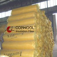 Quality CCE WOOL Fireproof Glass Wool with CE Certificate for sale