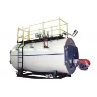 20 Ton Horizontal Oil And Gas Fired Boiler , Fire Tube Oil Powered Boiler  Stainless Steel Manufactures