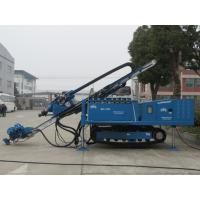 High Penetration Rate Anchor Drilling Rig For 150 - 250 Mm Hole Diameter Manufactures