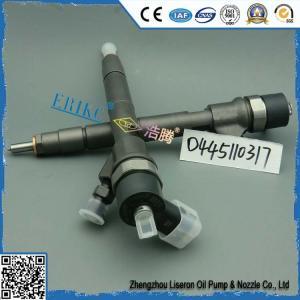 INBEI 0445110317 injecteur bosch XINCHEN 0445 110 317 bico fuel injector 0 445 110 317 NISSAN Manufactures