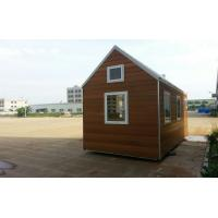 Mini Hotel Prefabricated Garden Studio , Prefab Hotel Manufactures