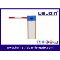 Heavy Duty Entry Exit Parking Barrier Gates Access Control System Automatic Barrier Manufactures