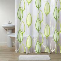 Shower Curtain with PE and PEVA Materials  Manufactures