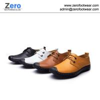 2014 china supply men cow leather shoes boys casual shoes A475 young men shoes