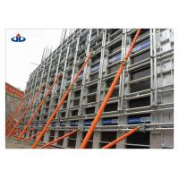 Metal Construction Formwork System Reusable Concrete Formwork 60KN/M2 Working Load Manufactures