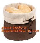 Fashion Logo Printed Cotton Bread Bag,quality eco 100% cotton bread bag,cotton