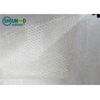 Two Layers Adhesive PA Web Net with Non Woven Release Paper for Bonding Clothing Metal Clothing Manufactures