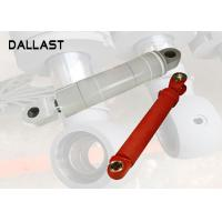 China Agricultural Machinery Double Acting Hydraulic Ram Cylinder 3-7 Extended Stages on sale