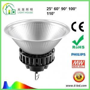 IP54 Commercial Led High Bay Lighting / CE Standard Led Highbay Lamp Super Brightness Manufactures