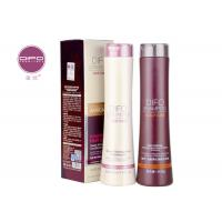 Quality Private Label Scalp Care Silicone Free Nourish Shampoo and Conditioner Kit with for sale