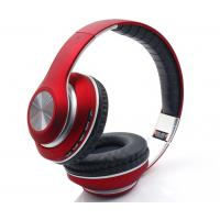 Simple Wireless Cordless Headphones With Multi Function Noise Isolating Headset For Apple / Samsung Manufactures