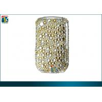 Smart Luxury Diamond Bling Case / Sparkly Diamond Bling Case For Blackberry Curve 8520 Manufactures