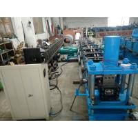 China Galvanized Steel C Z U Channel Purlin Roll Forming Machine for Building Material Machinery on sale