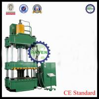 Four Column Type Hydraulic Press Machine , Computer Hydrualic Bending Machine Manufactures