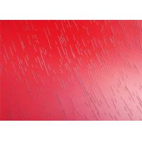 China Colorful Embossed Laminating Film Lamination Film Roll Membrane On Various Boards. on sale
