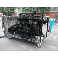 High Capacity Air Compressor , 4000 PSI Air Compressor With Air Filters Manufactures
