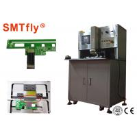 High Pression Hot Bar Soldering Machine , 0.1s Pulse Heat Bonding Machine Manufactures