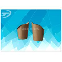 Selectable Printing Disposable Paper Cups For Coffee  / Tea  / Hot Chocolate Manufactures