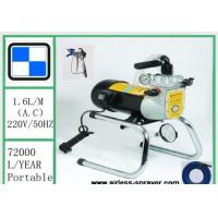 Portable Electric Airless Paint Sprayer Manufactures