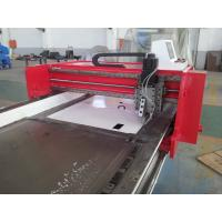 CNC V-Grooving Machine for Aluminum plate industry , sheet metal Notching Machine Manufactures