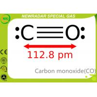 China Poisonous Co Gases 99.995% Carbon Monoxide Strips Oxygen Off Metal Oxides on sale