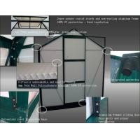 4mm-10mm twin wall polycarbonate sheet for greenhouse usage Manufactures