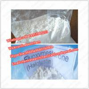 Fluoxymesterone Halotestin Raw Testosterone Powder CAS 76-43-7 High Purity Manufactures
