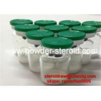 Tesamorelin 218949-48-5 Human Growth Hormone HGH treatment powder for bodybuilding Manufactures