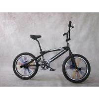 China 20 steel freestyle BMX bike with disc brake on sale