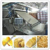 Full Automatic Compound Potato Chips Plant Manufactures