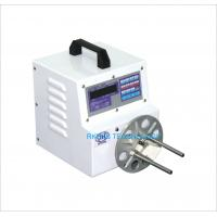 China Semi Automatic Copper Wire Winding Machine Foot Switch LCD Display Easy Operation on sale