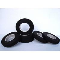 Black Cable Protection PVC Electrical Insulation Tape For Reinforcement Manufactures
