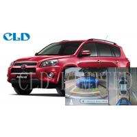 Rav4 DVR Car Parking Cameras System Video Recorder With Night Vision High Definition Manufactures
