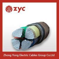 All Aluminum Conductor XLPE Insulated Armoured Cable Manufactures
