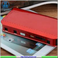 factory direct sales all kinds of 12v vehicle power bank mini car jump starter 12000mAh Manufactures