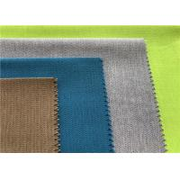 Quality Weft Stretch Waterproof Outdoor Fabric Two - Tone Look For Skiing Winter Jacket for sale
