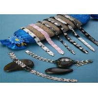 Fashion charm tungsten steel or colour ceramic magnetic stainless steel bangle Manufactures