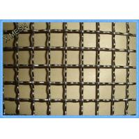 3/4in Aperture Vibrating Screen Wire Mesh Stinless Steel Strong Structure Manufactures