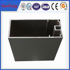 OEM aluminium price per kg aluminum triangle tubing/ sale curtain frame aluminum triangle Manufactures